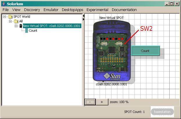 Sun SPOT Emulator Tutorial